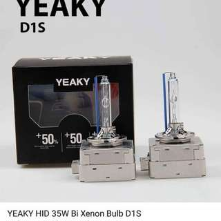 New stock 2/7/2018  D1S YEAKY Hid