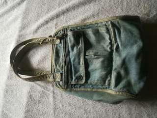 Original Vintage Esprit Denim Bag