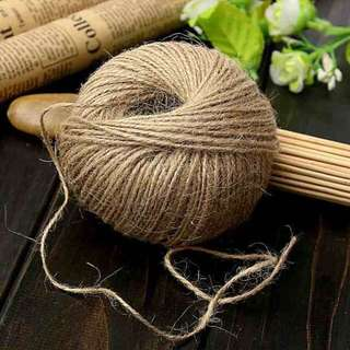 TWINE STRING 30M KITCHEN COTTON SAFE COOKING STRING TYING POULTRY MEAT MAKING SAUSAGE DIY CRAFTS AND DECORATION