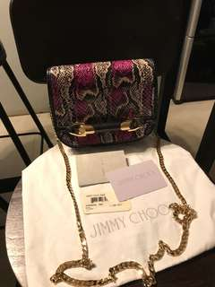 98%new Jimmy Choo Chain Bag  只用過幾次