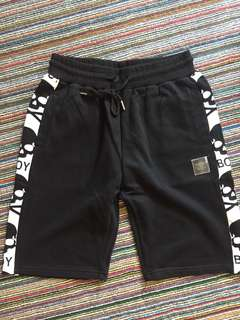 boy shorts pant