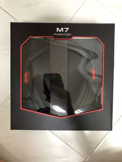 Aftershock M7 Phantom HeadPhone