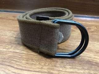Old navy belt