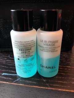 Chanel水油卸妝
