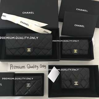 Ready Stock Chanel Wallet/ Card Case/pouch