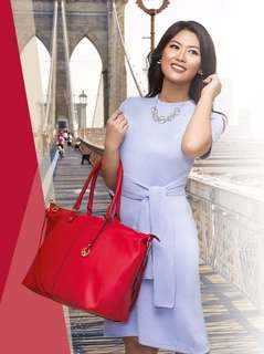 Tas Fashion Red