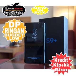 Samsung S9 Plus Resmi SEIN cash/kredit Dp 3jt ditoko ktp+kk Call/Wa;081905288895