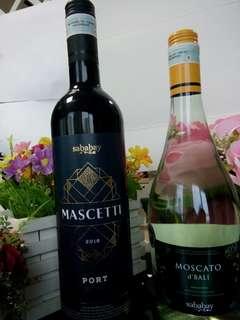 Sabay wine mascetti