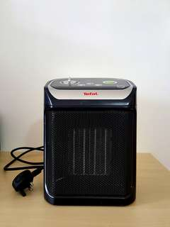 Moving Sale! TEFAL Mini and Eco Friendly Heater