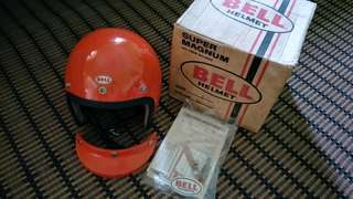 Bell helmet usa super magnum nos