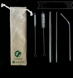 Stainless straw (save mother earth)