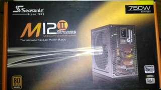 Seasonic M12 II 750W Power Supply