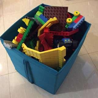 Duplo - box full of