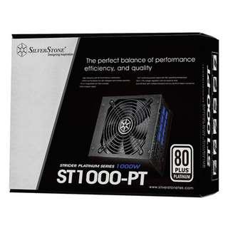 WTS: Silverstone Strider Platinum 1000w PSU