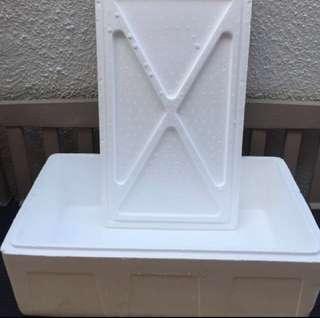 Heavy Duty Styroform box