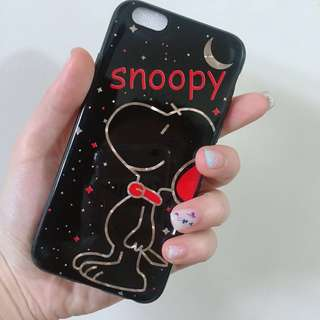 iPhone 6/6s Case (Winnie the Pooh, Stitch, Snoopy )