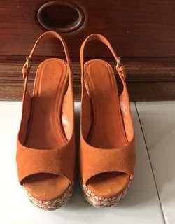 Sergarossi sandals size 35