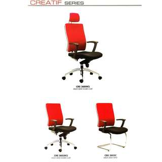 Office Chair (CREATIF SERIES)