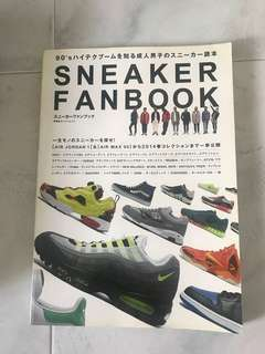 🚚 sneaker fanbook magazine