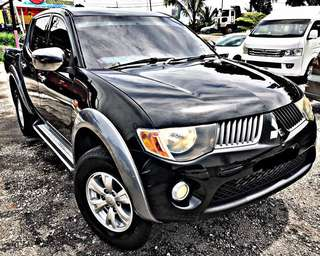 MITSUBISHI TRITON DID L200 2.5 TURBO 4X4 AUTO