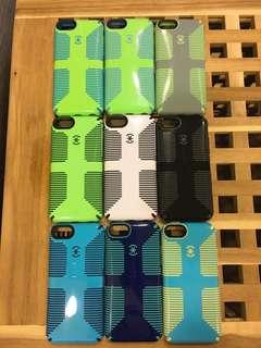 出清Speck Phone Case iPhone5C糖果防滑條觸感好防震耐摔手機保護殼