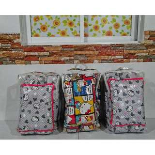 CLEARANCE SALE: 4-in-1 Baby Crib Comforter Set