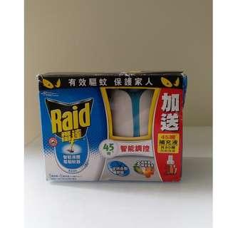 雷達智能液體電驅蚊器