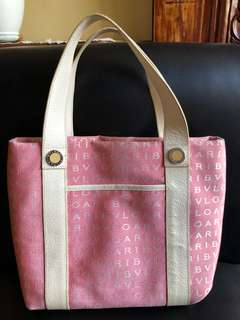 AUTHENTIC BVLGARI HAND BAG