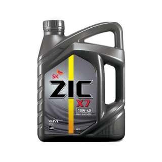 SK-ZIC X7 10W40 4Liters