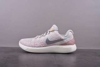 Nike LunarEpic Low Flyknit2 飛線透氣透氣跑鞋
