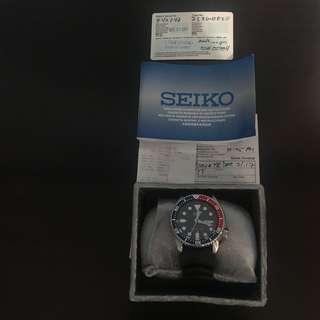 Seiko Diver's Pepsi SKX009