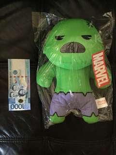 Marvel The Hulk Plush Stuffed Toy