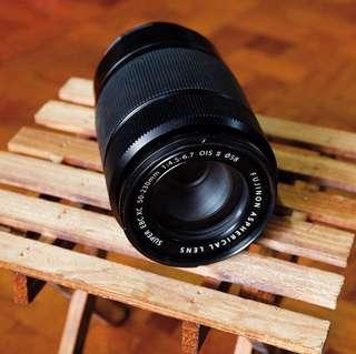 Fujinon XC 50-230mm f/4.5-6.7 OIS II zoom lens