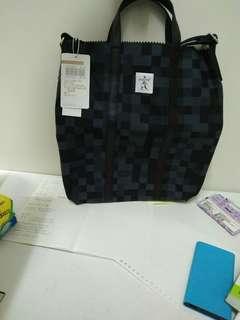 🚚 全新 Porter 格紋手提包 肩背包 原價2350