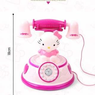 kitty 仿真復古電話機