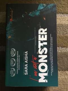 I'm Not A Monster, Sara Aisha, preloved