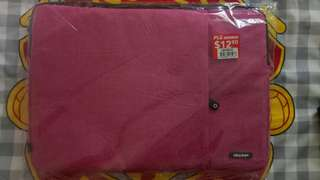 Pink Laptop Bag 14.6""