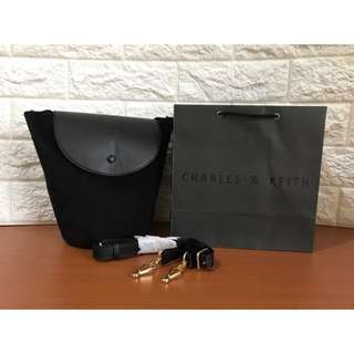 CUCI GUDANG!! CHARLES AND KEITH REAL PICT