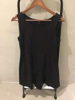 Sleeveless Flair Dress