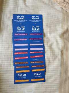 Shell petrol voucher discount coupon