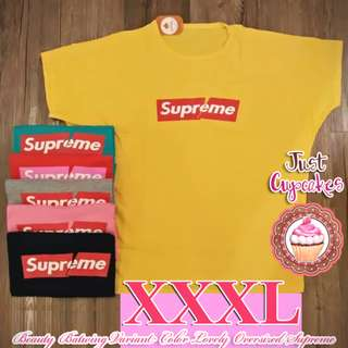 Atasan XXXL Beauty Batwing Variant Color Lovely Oversized Supreme.