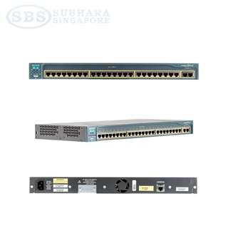 Cisco 2950 Series 24 Port Switch