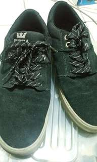 Pre owned sporty suede shoes