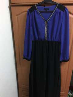 nichii long dress