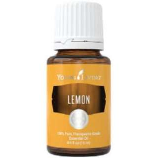 NEW - LEMON Young Living Essential Oil 5 ml