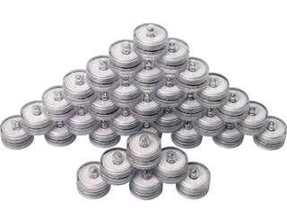 Signstek 36 led tea lights•white colour