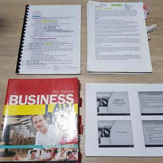 LAW2446 Commercial Law RMIT