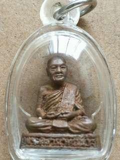Luang Por Sanit Loop Lor Wat Lam Bua Loi B.E.2536
