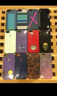 出清Speck Phone Case iPhone5/5S立體浮雕花紋設計款/基本亮面防震耐摔手機保護殼