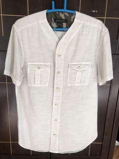 Zara Man Button-Up Shirt size Small